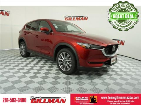 New 2019 Mazda CX-5 GT FWD
