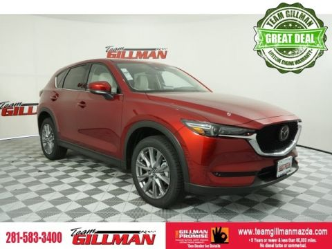 New 2020 Mazda CX-5 GT RES AWD
