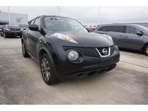 Pre-Owned 2011 Nissan JUKE S Front Wheel Drive Wagon