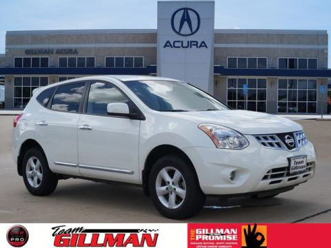 Pre-Owned 2013 Nissan Rogue S FWD S 4dr Crossover