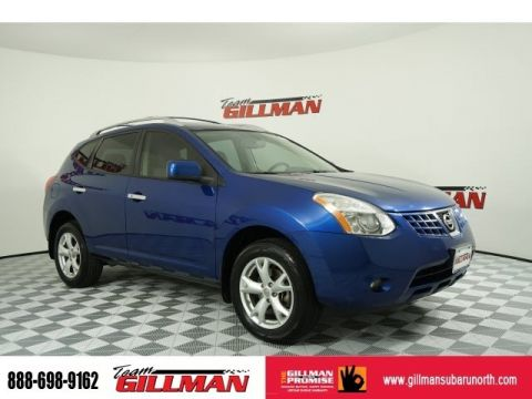 Pre-Owned 2010 Nissan Rogue S ALLOY WHEELS BLUETOOTH BACKUP CAMERA