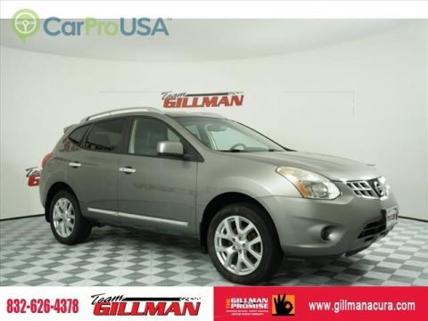 Pre-Owned 2011 Nissan Rogue SL AWD NAVIGATION SUNROOF LEATHER LOADED