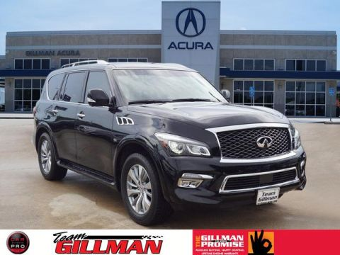Pre-Owned 2015 INFINITI QX80 2WD
