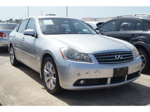 Pre-Owned 2007 INFINITI M35 Base RWD 4dr Sedan