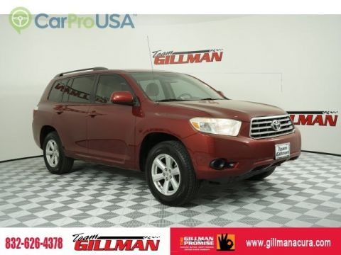 Pre-Owned 2008 Toyota Highlander Base Front Wheel Drive SUV