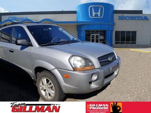 Pre-Owned 2009 Hyundai Tucson GLS FWD 4D Sport Utility