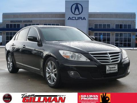 Pre-Owned 2011 Hyundai Genesis 4.6 Rear Wheel Drive 4.6L V8 4dr Sedan