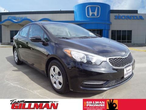 Pre-Owned 2015 Kia Forte LX FWD LX 4dr Sedan 6A