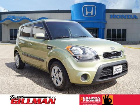 Pre-Owned 2012 Kia Soul Base FWD Base 4dr Wagon 6A