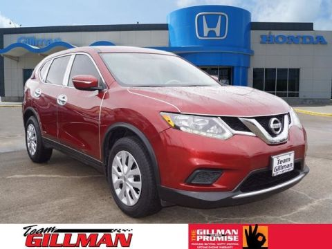 Pre-Owned 2015 Nissan Rogue SL AUTO