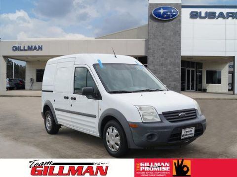 Pre-Owned 2011 Ford Transit Connect Cargo Van XL FWD XL 4dr Cargo Mini-Van w/Rear Glass