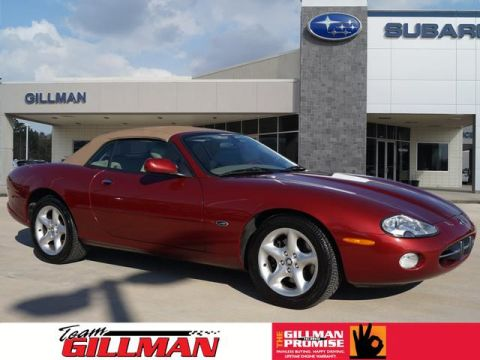 Pre-Owned 2001 Jaguar XK-Series XK8 RWD XK8 2dr Convertible