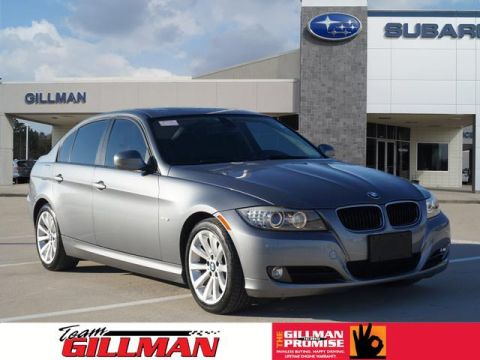Pre-Owned 2011 BMW 3 Series 328i RWD 328i 4dr Sedan SULEV