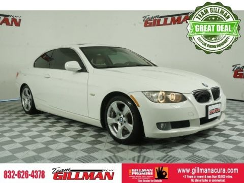 Pre-Owned 2010 BMW 3 Series 328i RWD 2D Coupe