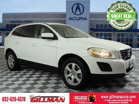 Pre-Owned 2011 Volvo XC60 3.2 FWD 4D Sport Utility